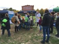 Der 'Eiswagen' mit Trockeneis-Experimenten