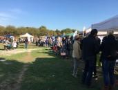 Rückblick auf einen sommerlichen Herbst- eXploregio.net Lernfest im Brückenkopf-Park Jülich - Lernfest 2018