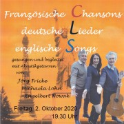 Chansons - Lieder - Songs