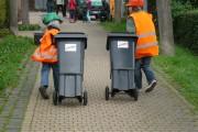Mülltonnenrennen