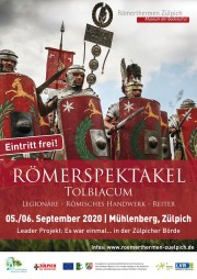 Römerspektakel Tolbiacum